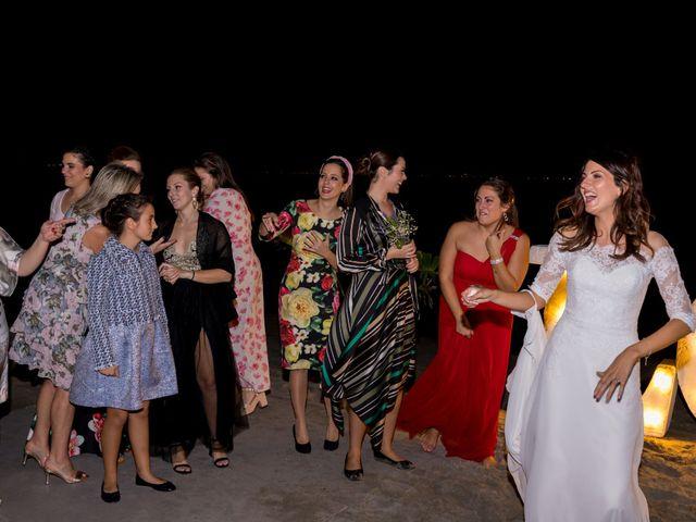 La boda de Marta y Ivan en La Manga Del Mar Menor, Murcia 308