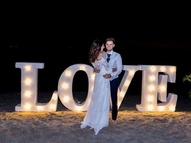 La boda de Marta y Ivan en La Manga Del Mar Menor, Murcia 309
