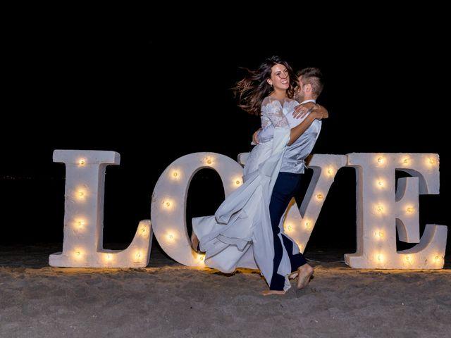 La boda de Marta y Ivan en La Manga Del Mar Menor, Murcia 313