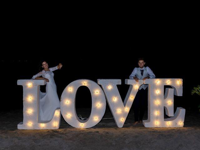 La boda de Marta y Ivan en La Manga Del Mar Menor, Murcia 316