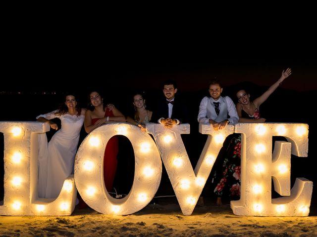 La boda de Marta y Ivan en La Manga Del Mar Menor, Murcia 317