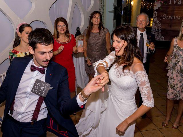 La boda de Marta y Ivan en La Manga Del Mar Menor, Murcia 320