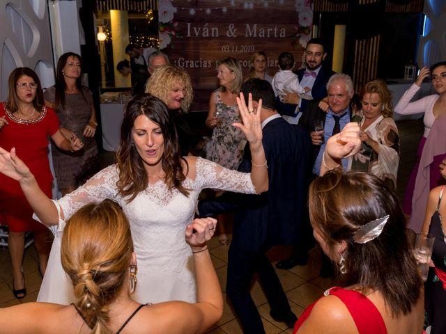 La boda de Marta y Ivan en La Manga Del Mar Menor, Murcia 323