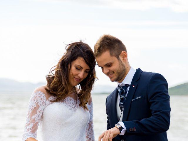 La boda de Marta y Ivan en La Manga Del Mar Menor, Murcia 331