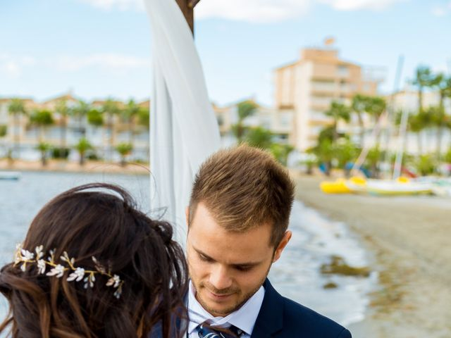La boda de Marta y Ivan en La Manga Del Mar Menor, Murcia 332