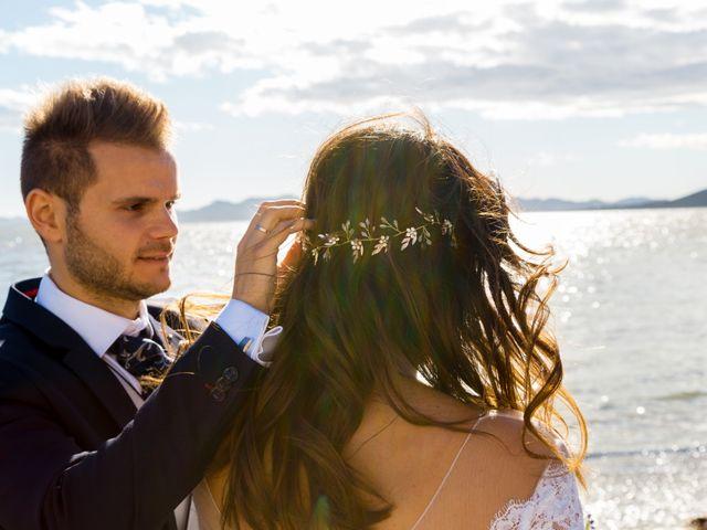 La boda de Marta y Ivan en La Manga Del Mar Menor, Murcia 337