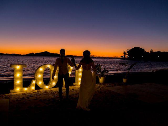 La boda de Marta y Ivan en La Manga Del Mar Menor, Murcia 339
