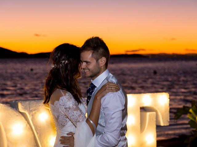 La boda de Marta y Ivan en La Manga Del Mar Menor, Murcia 345