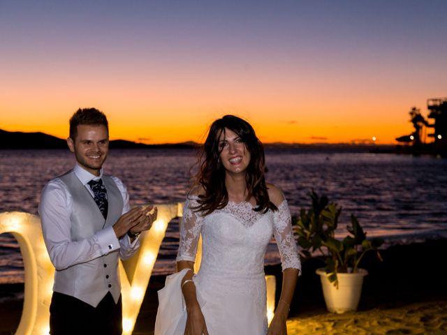 La boda de Marta y Ivan en La Manga Del Mar Menor, Murcia 346