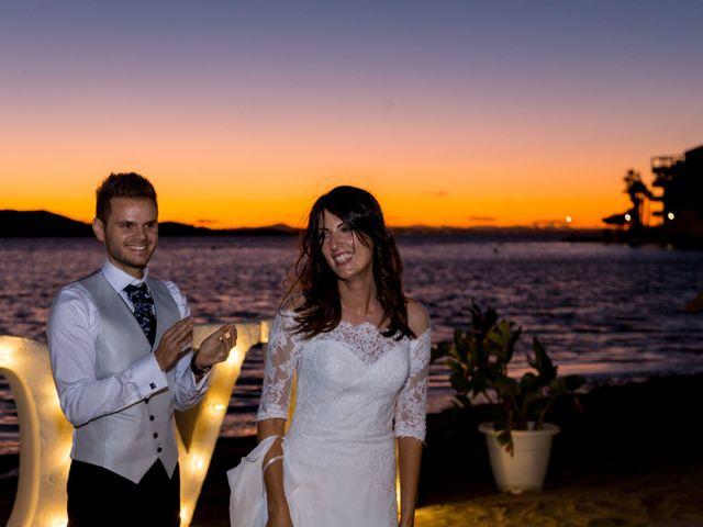 La boda de Marta y Ivan en La Manga Del Mar Menor, Murcia 347