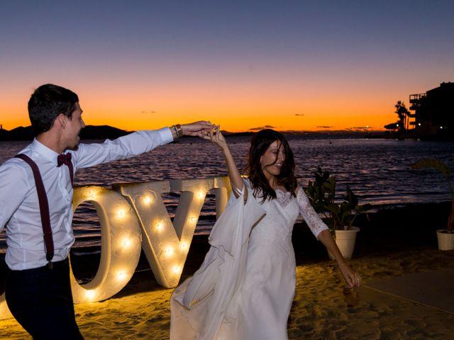 La boda de Marta y Ivan en La Manga Del Mar Menor, Murcia 348