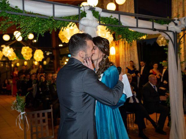 La boda de Miguel Ángel y María