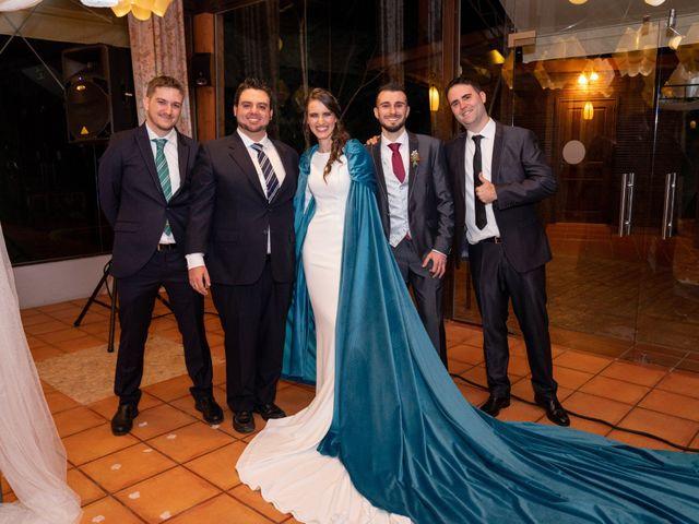 La boda de María y Miguel Ángel en Tarancon, Cuenca 1