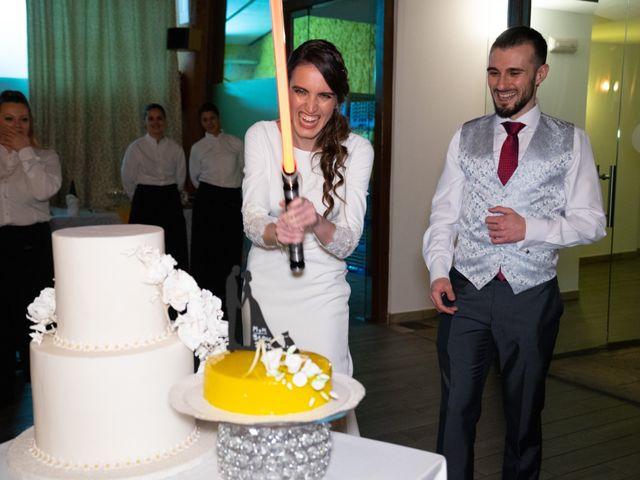 La boda de María y Miguel Ángel en Tarancon, Cuenca 4
