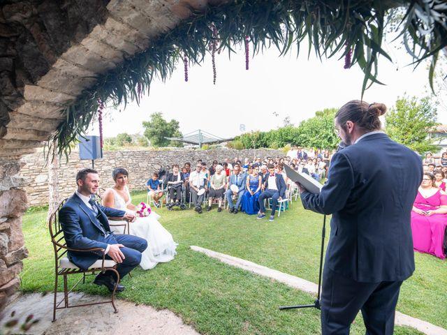 La boda de Joni y Laura en Sallent, Barcelona 1
