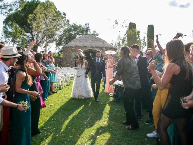 La boda de Joni y Laura en Sallent, Barcelona 2