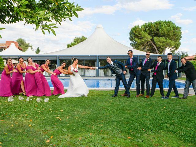 La boda de Joni y Laura en Sallent, Barcelona 3