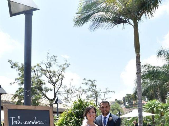 La boda de David y Estefanía en Valencia, Valencia 1