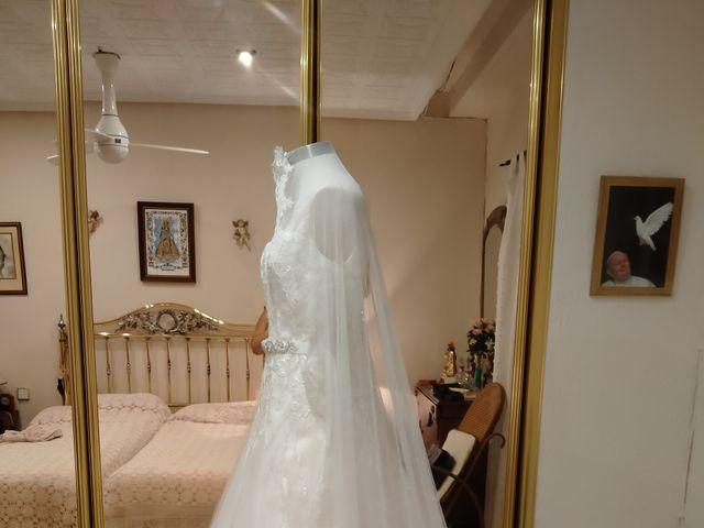 La boda de David y Estefanía en Valencia, Valencia 3