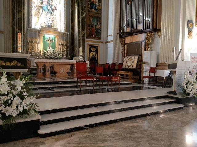 La boda de David y Estefanía en Valencia, Valencia 4