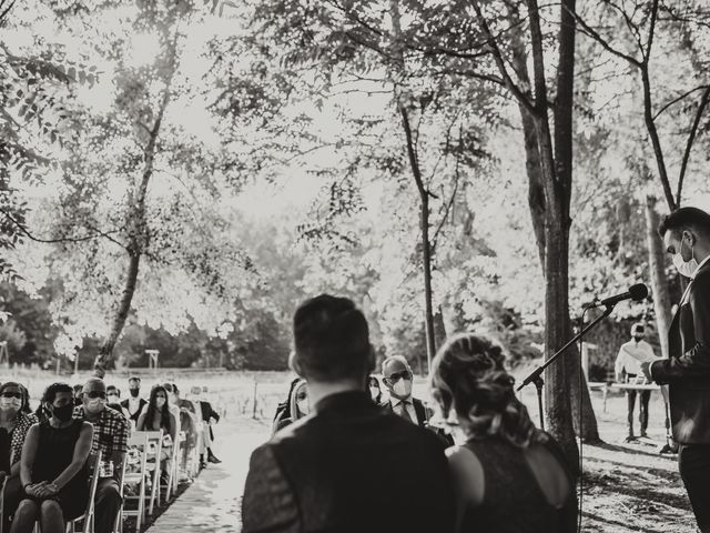 La boda de Jose y Erika en Sant Antoni De Vilamajor, Barcelona 12