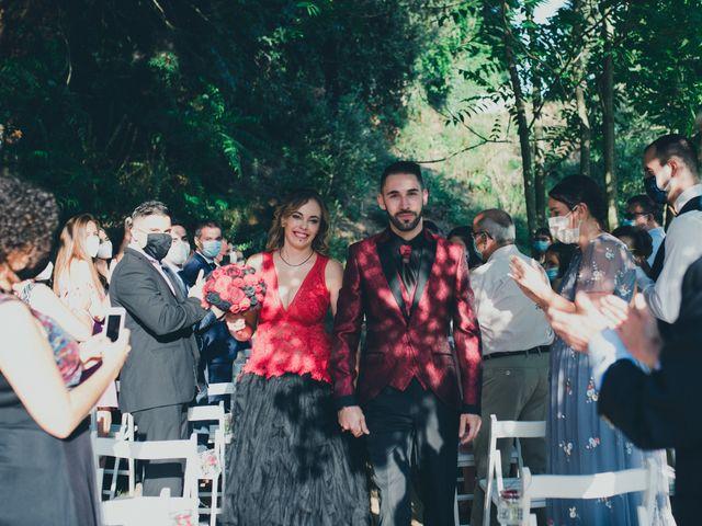 La boda de Jose y Erika en Sant Antoni De Vilamajor, Barcelona 14