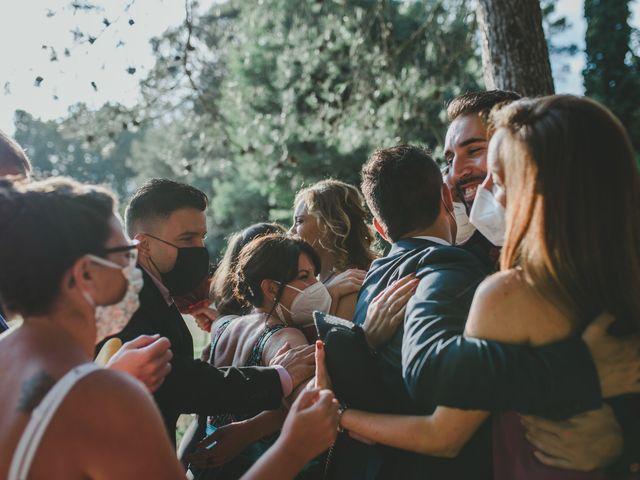 La boda de Jose y Erika en Sant Antoni De Vilamajor, Barcelona 15