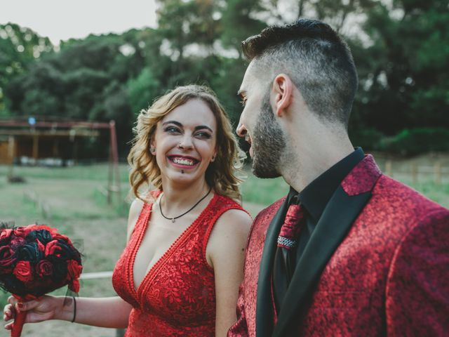 La boda de Jose y Erika en Sant Antoni De Vilamajor, Barcelona 17