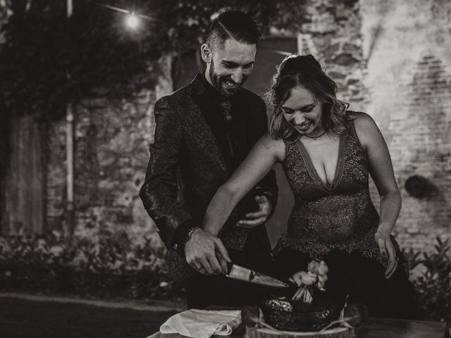 La boda de Jose y Erika en Sant Antoni De Vilamajor, Barcelona 21