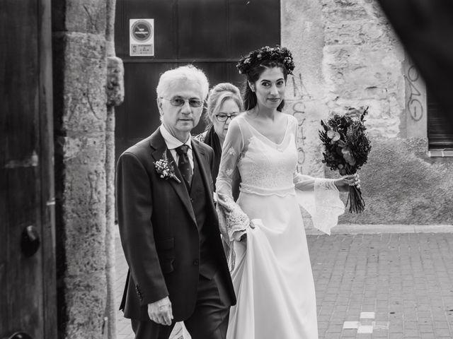 La boda de Samuel y Gema en El Molar, Madrid 2