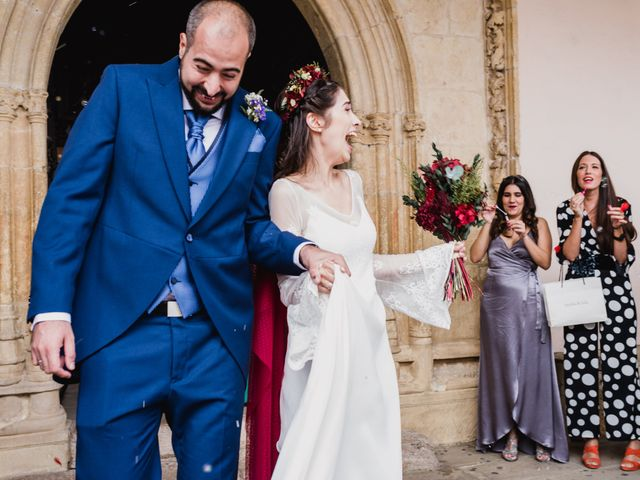 La boda de Samuel y Gema en El Molar, Madrid 3