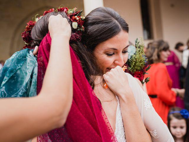 La boda de Samuel y Gema en El Molar, Madrid 5