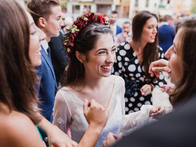 La boda de Samuel y Gema en El Molar, Madrid 7