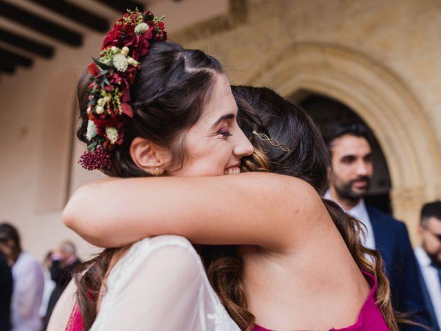 La boda de Samuel y Gema en El Molar, Madrid 9