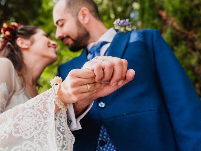 La boda de Gema y Samuel