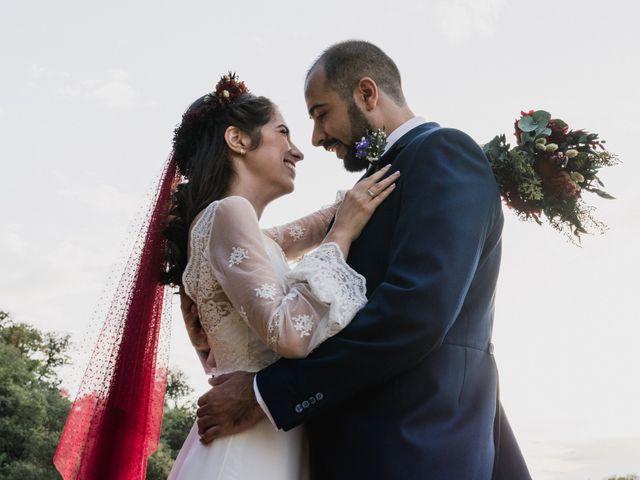 La boda de Samuel y Gema en El Molar, Madrid 17