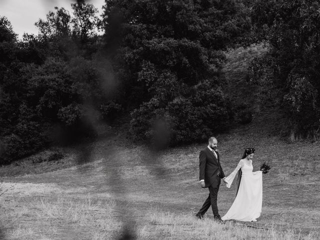 La boda de Samuel y Gema en El Molar, Madrid 19