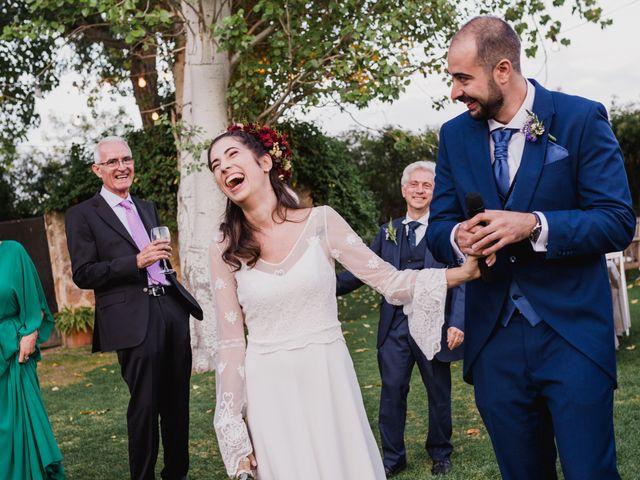 La boda de Samuel y Gema en El Molar, Madrid 21