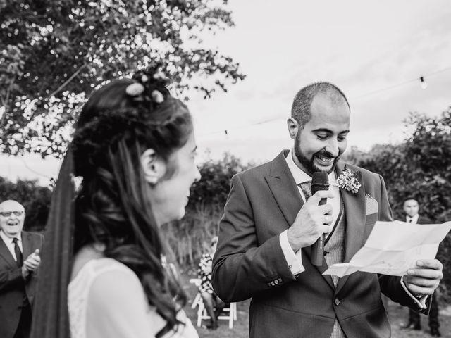 La boda de Samuel y Gema en El Molar, Madrid 22