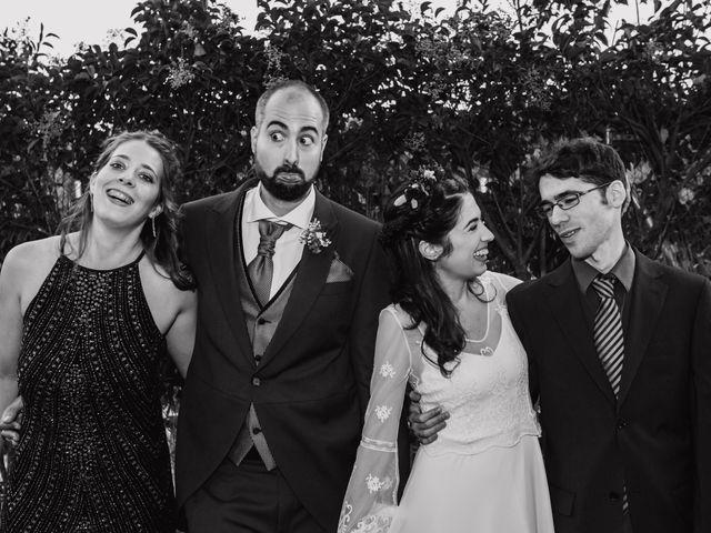 La boda de Samuel y Gema en El Molar, Madrid 25