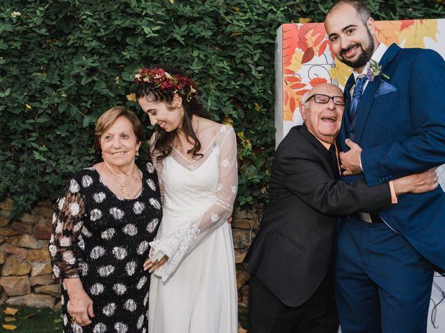 La boda de Samuel y Gema en El Molar, Madrid 26