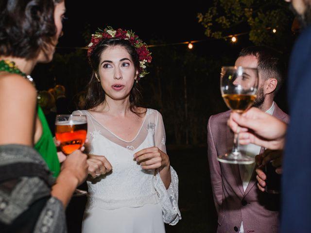 La boda de Samuel y Gema en El Molar, Madrid 34