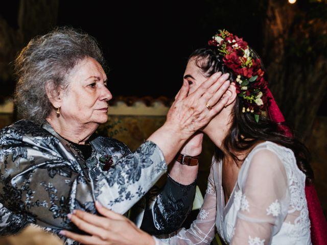 La boda de Samuel y Gema en El Molar, Madrid 37