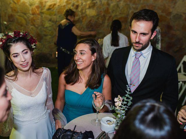 La boda de Samuel y Gema en El Molar, Madrid 40