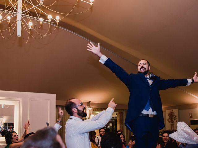 La boda de Samuel y Gema en El Molar, Madrid 43