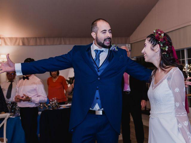 La boda de Samuel y Gema en El Molar, Madrid 44