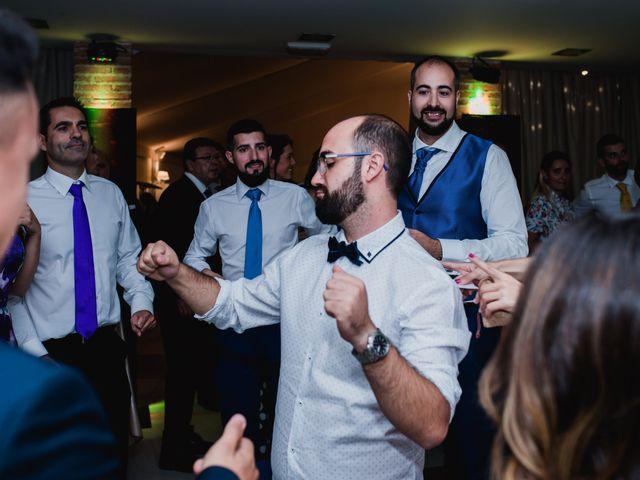La boda de Samuel y Gema en El Molar, Madrid 53