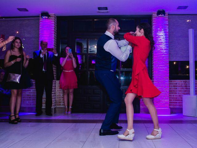La boda de Samuel y Gema en El Molar, Madrid 60