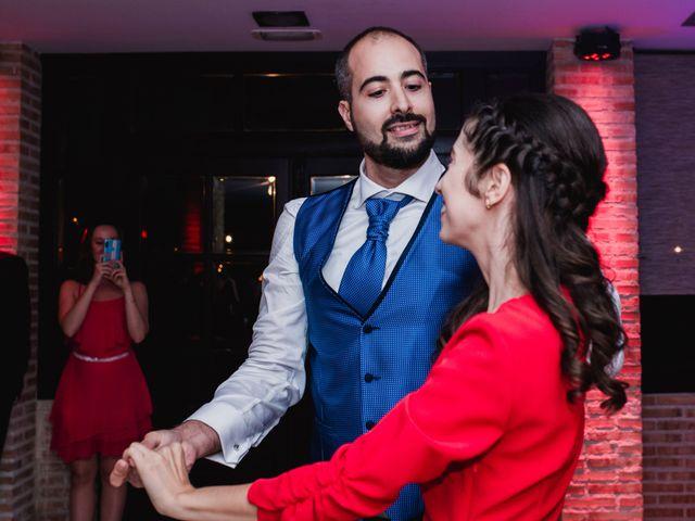 La boda de Samuel y Gema en El Molar, Madrid 61