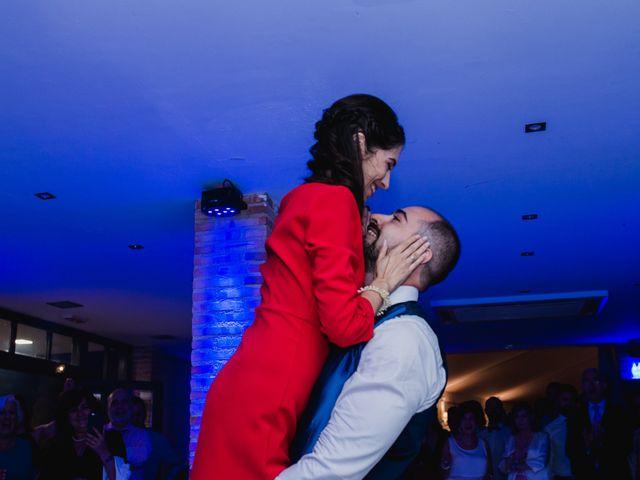 La boda de Samuel y Gema en El Molar, Madrid 63